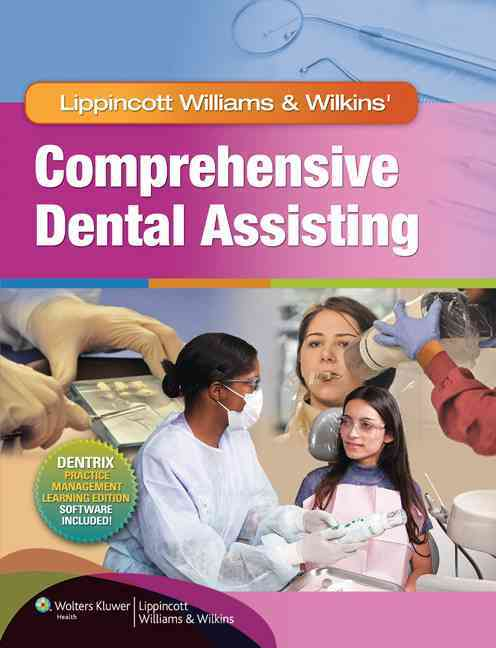 Comprehensive Dental Assisting + Workbook By Lippincott Williams & Wilkins (COR)